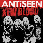 ANTISEEN - NEW BLOOD (LP) 14€ limited blue 180g handnum.