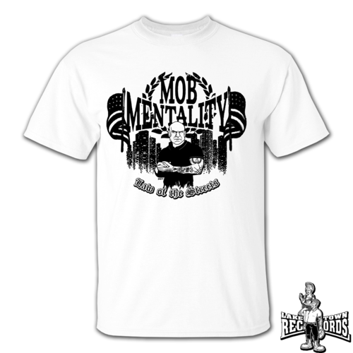 MOB MENTALITY - LAW OF THE STREETS (T-Shirt) S-3XL 13€