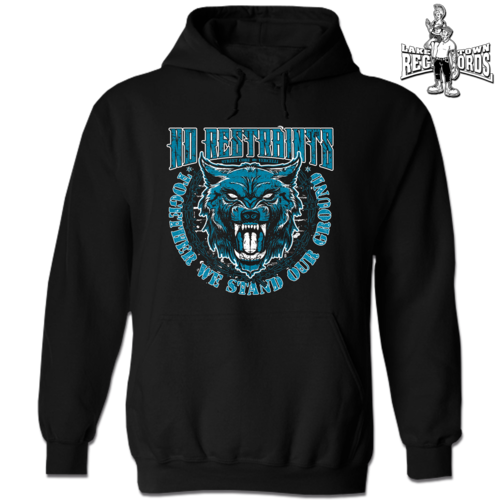 NO RESTRAINTS - TOGETHER WE STAND OUR GROUND (Kapu) S-XXL