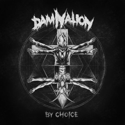 DAMNATION - BY CHOICE (LP) versch. Farben 13€