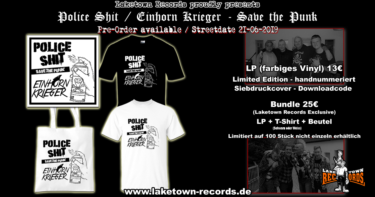 Laketown Records - Label & Onlineshop